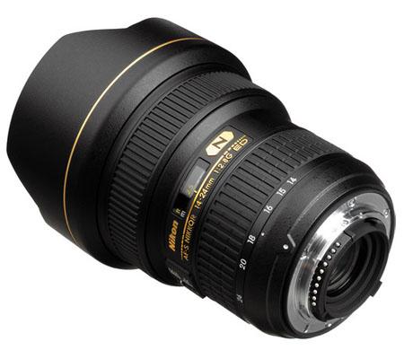Nikon AF-S 14-24mm f/2.8G ED N