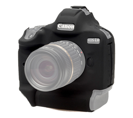 Easy Cover for Canon EOS 1DX / 1DX Mark II / 1DX Mark III Black