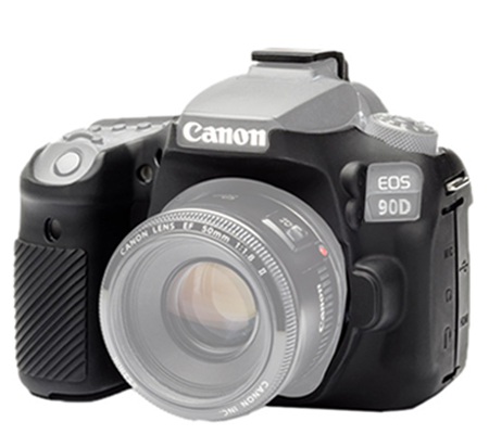 Easy Cover for Canon EOS 90D Black