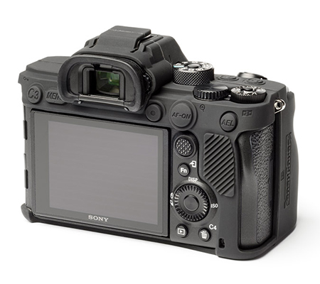 Easy Cover for Sony A9 II / A7R Mark IV Black