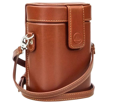 Leica Exclusive Brown Leather Case (42323)