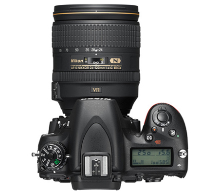 Nikon D750 kit AF-S 24-120mm f/4G ED VR