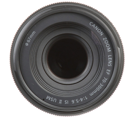 Canon EF 70-300mm f/4-5.6 IS II USM Nano