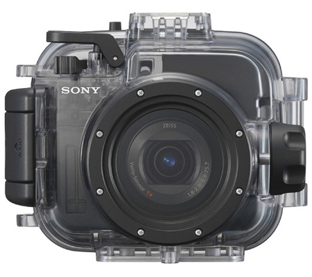 Sony DSC RX100 VA + Sony Underwater Housing