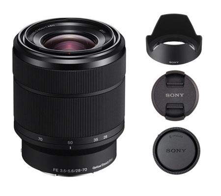 ::: USED ::: Sony FE 28-70mm F/3.5-5.6 OSS (Mint-393)