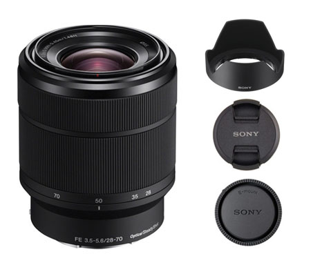 ::: USED ::: Sony FE 28-70mm F/3.5-5.6 OSS (Excellent-844)