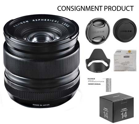 :::USED:::Fujifilm XF14mm f/2.8 R (Exmint) Kode 153 Consignment