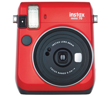 Fujifilm Instax Mini 70 Red