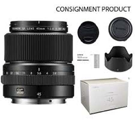 :::USED::: Fujifilm GF45mm f/2.8 R WR Lens (Mint) Kode 949 Consignment