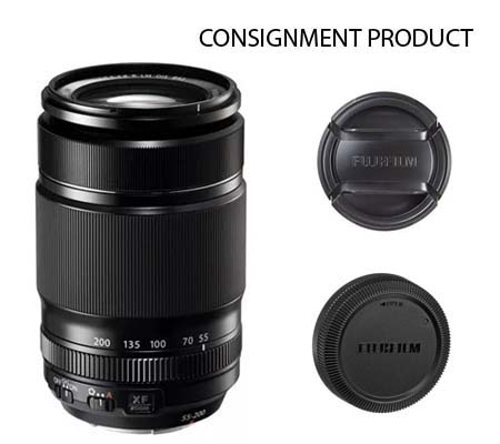 ::USED::: Fujifilm XF55-200mm f/3.5-4.8 R LM OIS (Excellent) Kode 614 Consignment