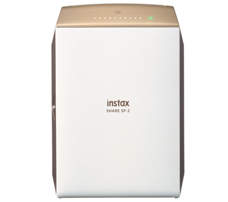 Fujifilm Instax Share Smartphone Printer SP-2 Gold