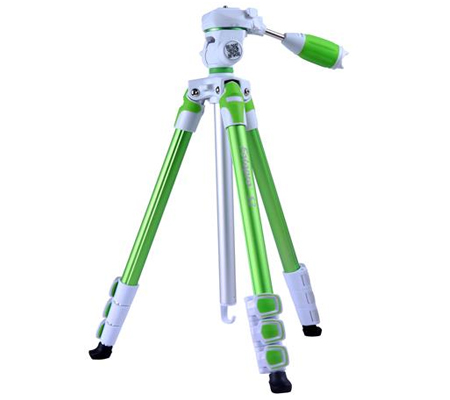 Fotopro S3 Photo Tripod Green
