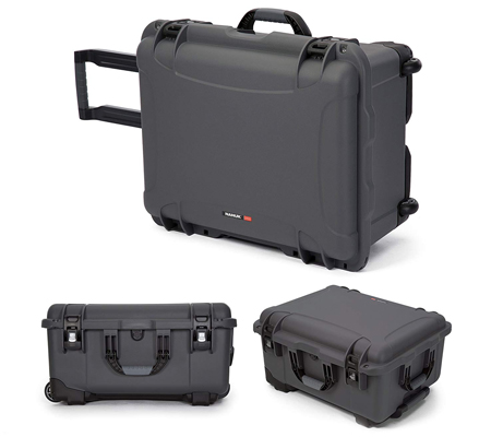 Nanuk 950 Waterproof Hard Case with Foam for DJI Phantom 4/4 Pro/4 Pro+ Graphite