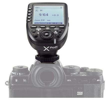 Godox XProF TTL Wireless Flash Trigger for Fujifilm Cameras