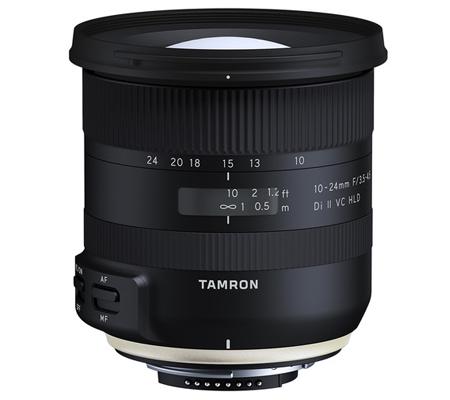 Tamron for Nikon 10-24mm f/3.5-4.5 Di II VC HLD