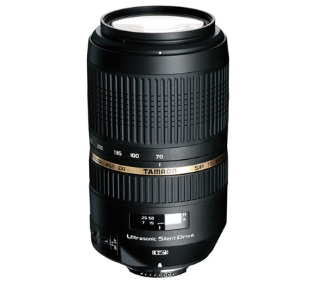 Tamron for Nikon SP 70-300mm f/4-5.6 Di VC USD (Built-in Motor)