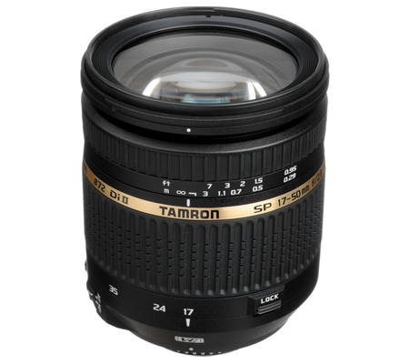 Tamron for Nikon SP AF 17-50mm f/2.8 XR Di II VC (Built-in Motor)