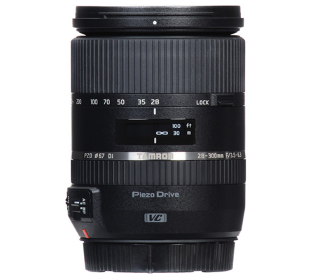 Tamron for Canon 28-300mm f/3.5-6.3 Di VC PZD