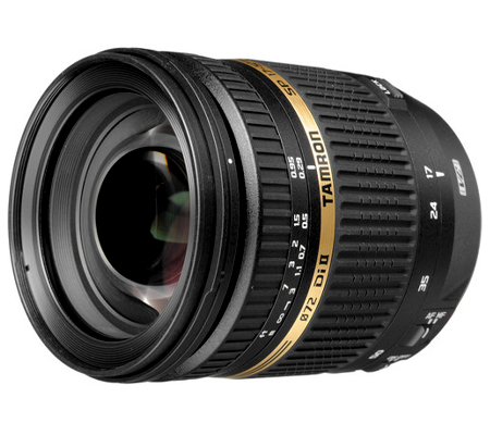 Tamron for Canon SP AF 17-50mm f/2.8 XR Di-II VC LD Aspherical IF