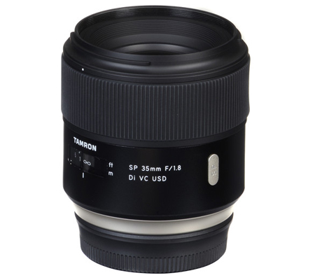 Tamron for Nikon SP 35mm f/1.8 Di VC USD