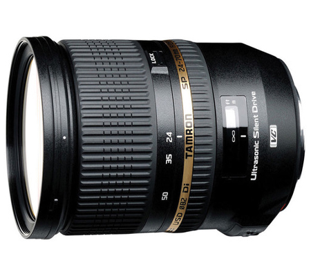 Tamron for Nikon SP 24-70mm f/2.8 Di VC USD