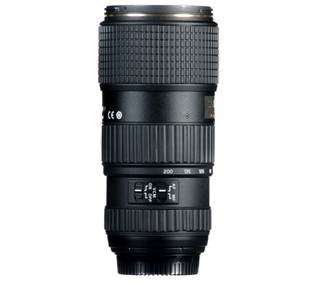 Tokina for Nikon AT-X 70-200mm f/4 PRO FX VCM-S