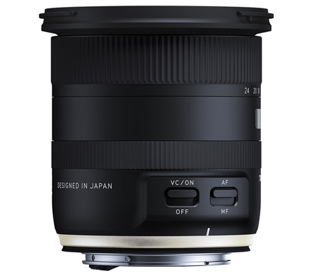 Tamron for Canon 10-24mm f/3.5-4.5 Di II VC HLD