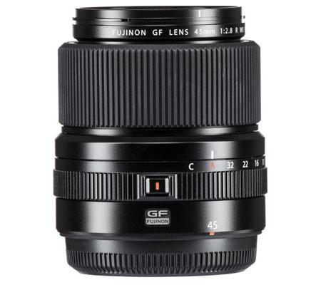 Fujifilm GF45mm f/2.8 R WR Lens