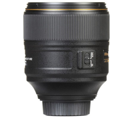Nikon AF-S Nikkor 105mm f/1.4E ED N