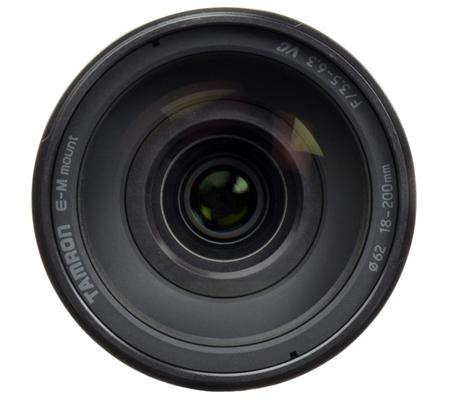 Tamron for Canon EOS M Camera 18-200mm f/3.5-6.3 Di III VC