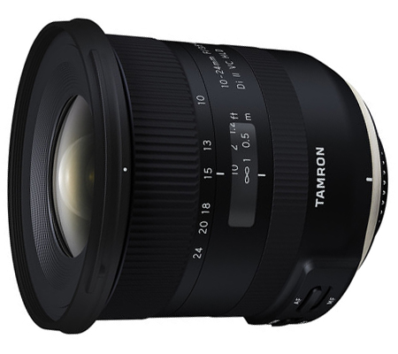 Tamron for Nikon 10-24mm f/3.5-4.5 Di II VC HLD