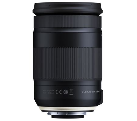 Tamron for Nikon 18-400mm f/3.5-6.3 Di II VC HLD