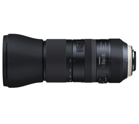 Tamron for Nikon AF SP 150-600mm f/5-6.3 Di VC USD G2
