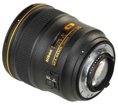 Nikon AF-S 24mm f/1.4G ED N