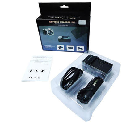 3rd Brand CH-SON-14 (BC-CSK) Charger for Sony W180/W190/W370
