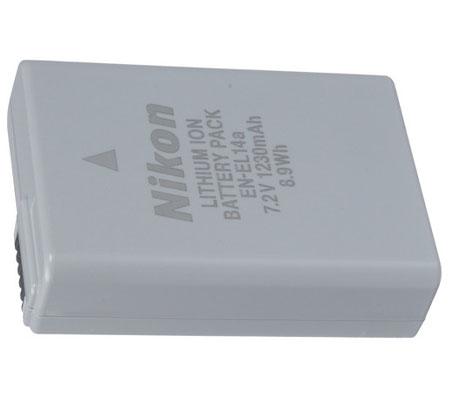 Nikon EN-EL14a Battery