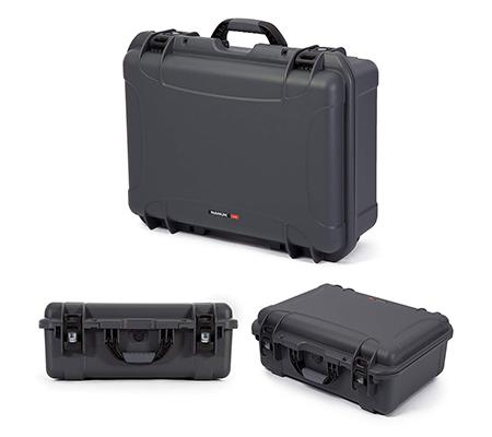 Nanuk 940 Waterproof Hard Case with Foam Insert Graphite