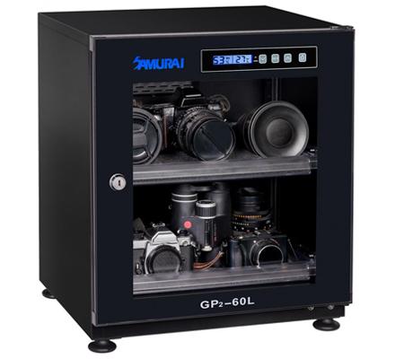 Samurai GP2-60L 60Liter Digital Dry Cabinet