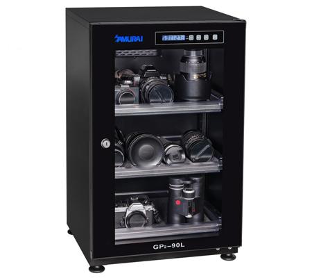 Samurai GP2-90L 90Liter Digital Dry Cabinet