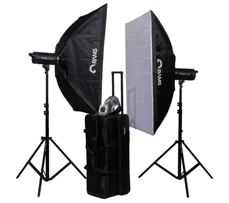 RAMS H70 HSS TTL Kit Studio Lighting