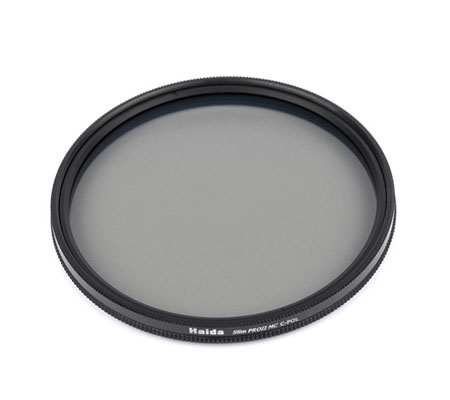 ::: USED ::: Haida Slim Pro II Multi-Coating CPL 58mm (Excellent To Mint)