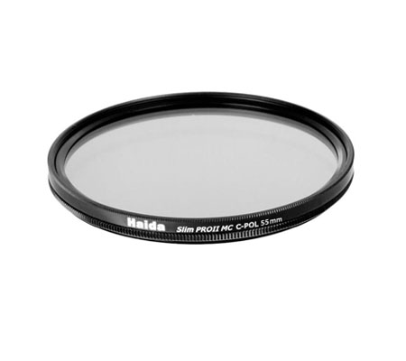 ::: USED ::: Haida Slim Pro II Multi-Coating CPL 55mm (Mint)