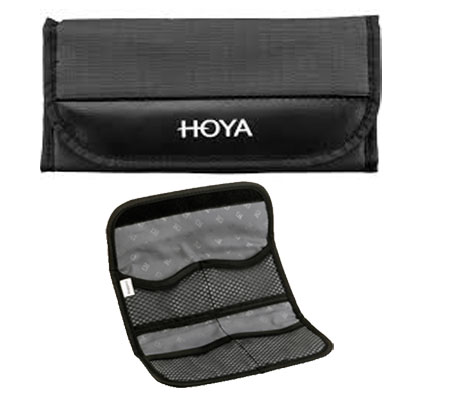 :::USED:::Hoya Case for Filter (Excellent)