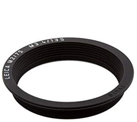 Leica Adapter for Leica 135mm f/3.4 to The Universal Polarizer M Filter (14418)