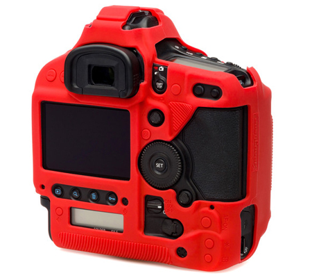 Easy Cover for Canon EOS 1DX Mark II/1DX Red