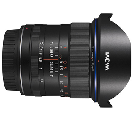 Laowa for Sony E 12mm f/2.8 Zero-D Venus Optics