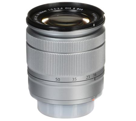 Fujifilm XC16-50mm f/3.5-5.6 OIS II Silver