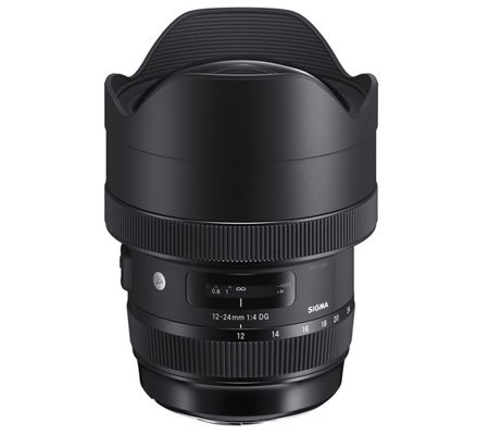 Sigma for Canon 12-24mm f/4 DG HSM Art (A)