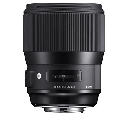 Sigma for Nikon 135mm f/1.8 DG HSM Art (A)
