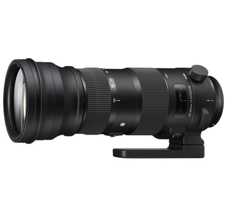 Sigma for Canon 150-600mm f/5-6.3 DG OS HSM Sports (S)